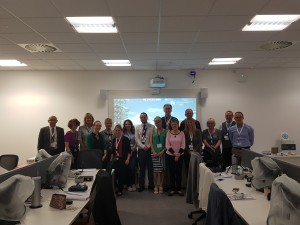 UK valuers at May 17th Advanced Diamond workshop in Birmingham