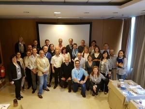 Advanced Diamond Workshop partcicipants May 9 2016 Valencia MGJ Conference