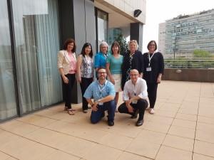 NAJA members at MGJ Conference Spain 2016