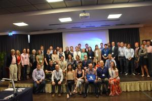 40 participants at Advanced  Diamond workshop with Instructors and Supporters of MGJC Italy 2017