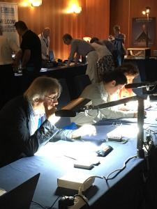 Synthetic diamond workshop Standard and Advanced