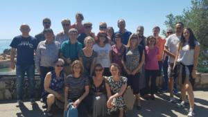 May 17 Skadar Tour Group Photo