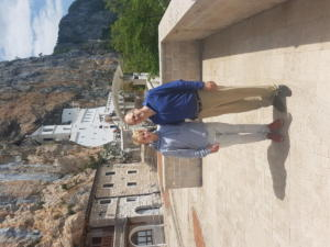 May 22 Tuesday Monestary Ostrog Tour