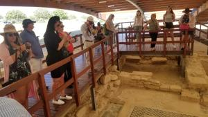 Limassol archeological tour