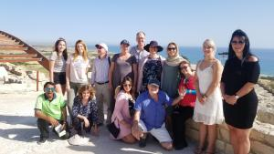 Limassol Tour Group Photo